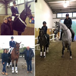 British Dressage Winter Championships with Charlotte Dujardin